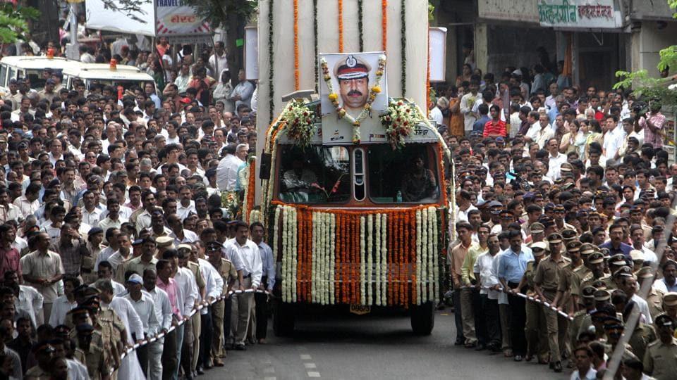 Image result for hemant karkare death