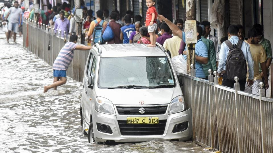 Mumbai rains,BMC,Encroachments
