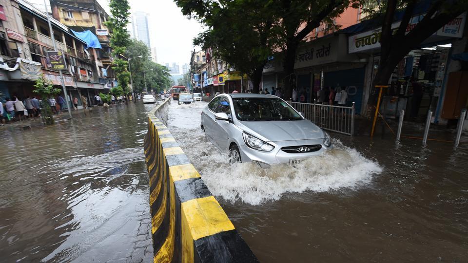 Mumbai rains,floods,water logging