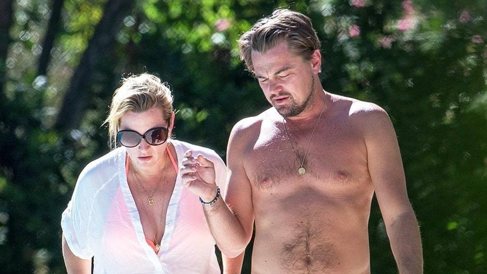 Twitter is really, really rooting for Leonardo DiCaprio and Kate Winslet to get together after it saw them chilling poolside in Saint-Tropez.