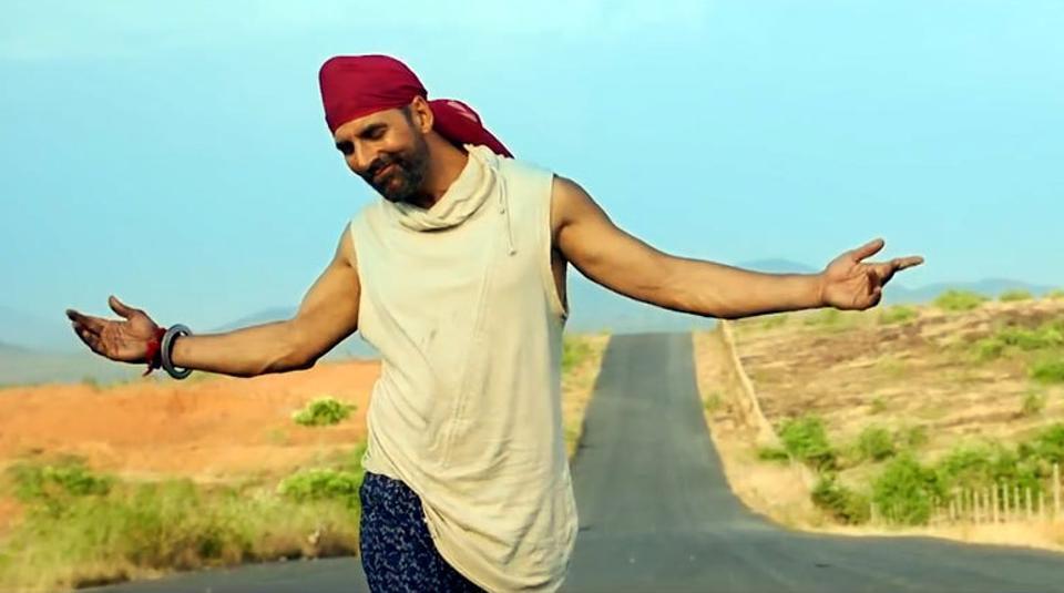 Akshay Kumar will sport a lungi in Land of Lungi, the Hindi remake of Veeram.