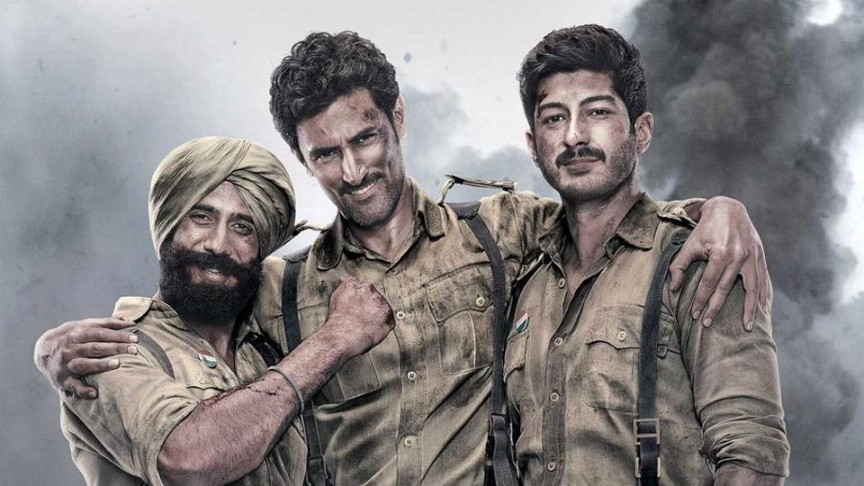 Tigmanshu Dhulia's Raag Desh, on the 1945 trials of Indian National Army officers, released in July.