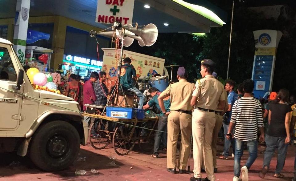 Mumbai,Ganpati,noise