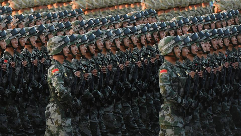 Han Weiguo replaces Li Zuocheng, state-run newspapers said, following Li's promotion as the new chief of the Joint Staff Department of the People's Liberation Army in August.