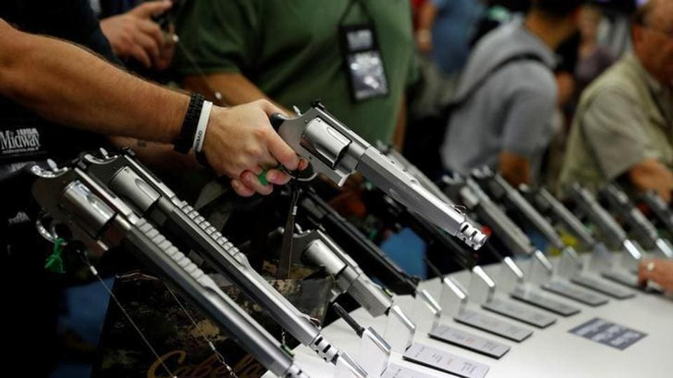Kansas does not require background checks on private sales of firearms or allow local governments to pass gun laws.