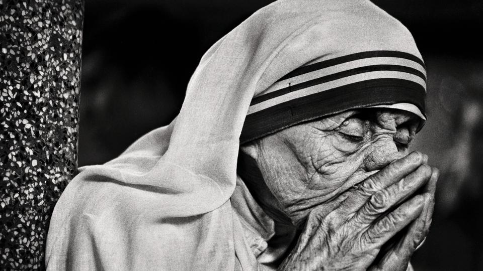 In his 2017 pictorial biography, Saint Teresa of Calcutta: A Celebration of Her Life and Legacy,  Raghu Rai puts together some of his most iconic pictures of Saint Teresa.