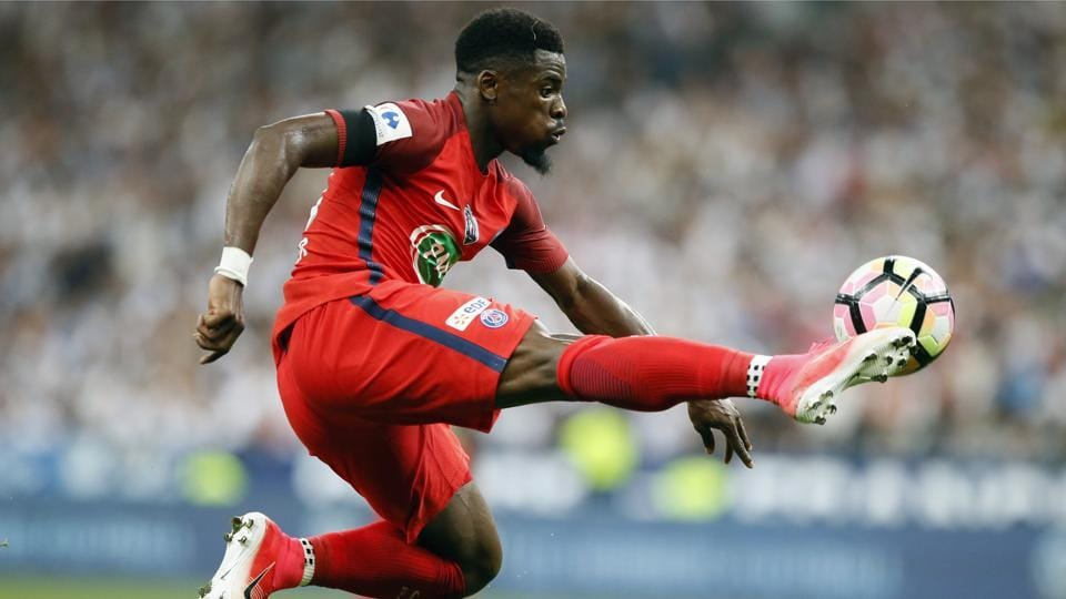 Serge Aurier became the biggest name to sign for Tottenham Hotspur this season.