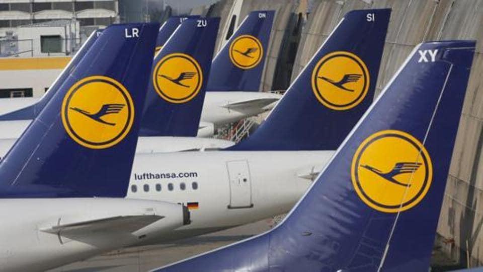 Frankfurt,Lufthansa,Mumbai