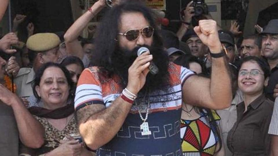 Dera Sacha Sauda chief Gurmeet Ram Rahim Singh has been sentenced to 20 years in prison after conviction in two rape cases.