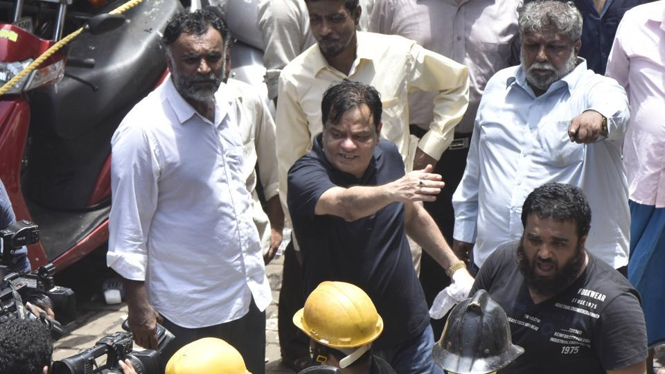 Mumbai,Building collapse,Dawood Ibrahim