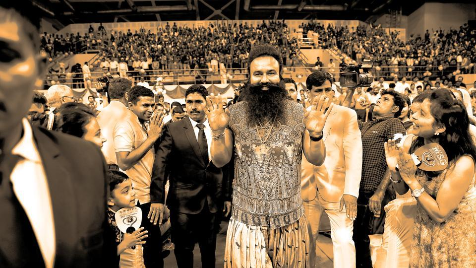 Gurmeet Ram Rahim Singh's followers, better known as premis, vouch for the Dera chief's