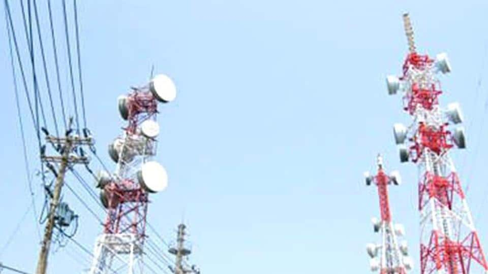 The telecom minister said telecom operators are facing resistance from people in installing mobile towers specially in Delhi and Mumbai.