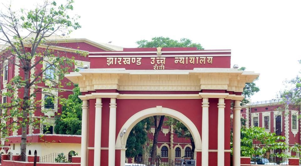 Jharkhand high court in Ranchi.