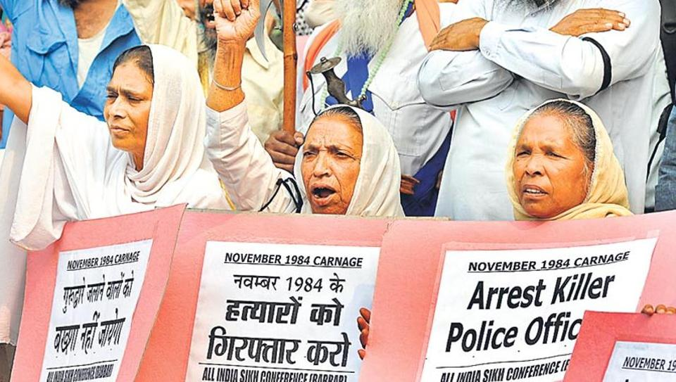 The SIT, set up by the home ministry, had closed 199 cases related to the anti-Sikh riots.