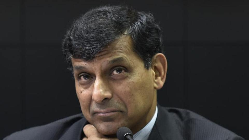 Raghuram Rajan speaks to the press conference at the RBI's office in Mumbai  August 9, 2016.