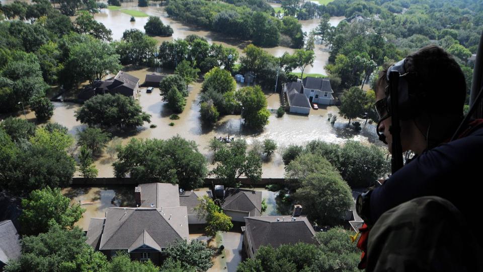 Hurricane Harvey,Donald Trump,Houston
