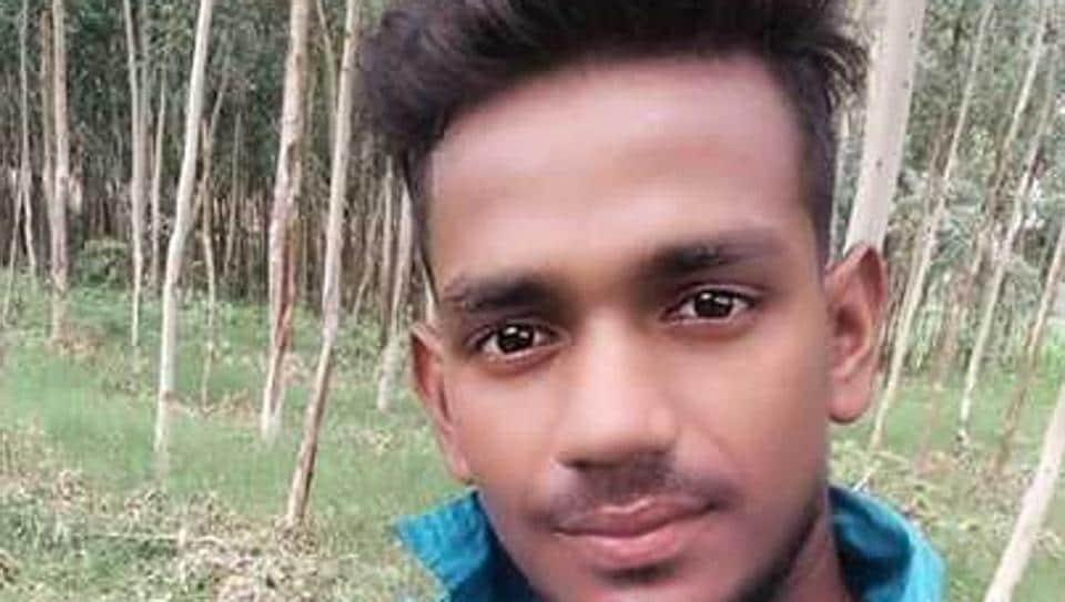Abhishek Gautam, 20, lost his life in the Ghazipur landfill collapse.