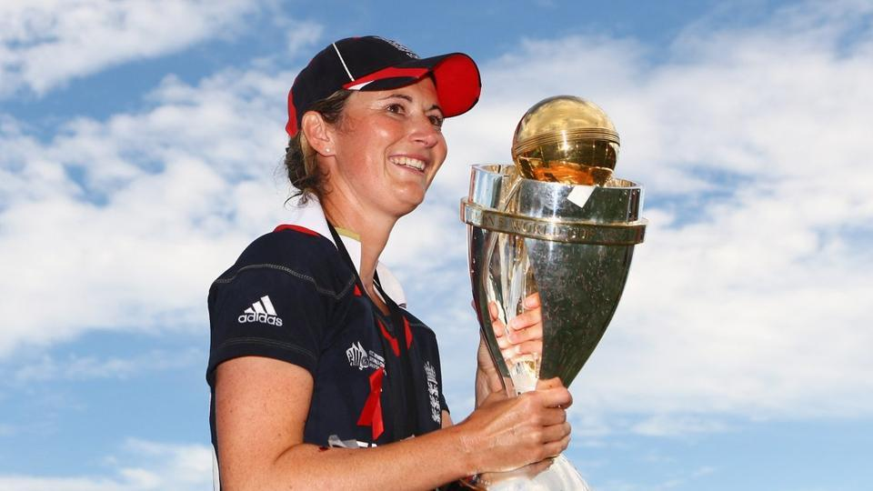 Charlotte Edwards represented England in 23 Tests, 191 ODIs and 95 T20Is.