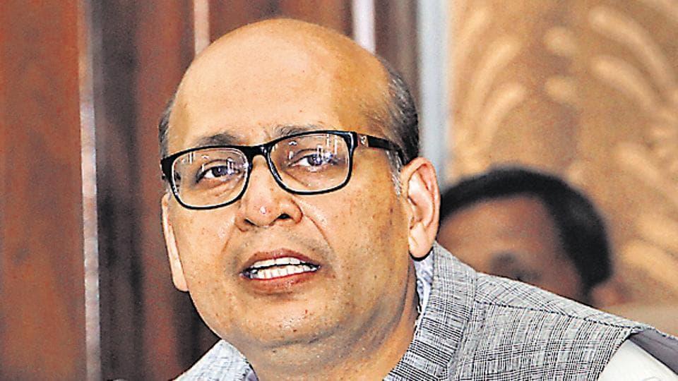 Congress spokesperson Abhishek Singhvi.