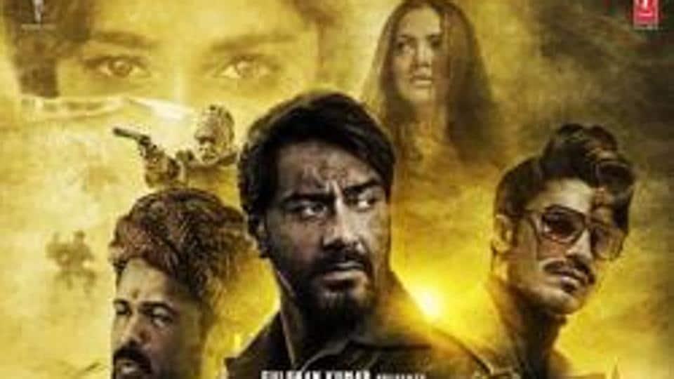 Baadshaho stars Ajay Devgn, Emraan Hashmi, Vidyut Jammwal, Esha Gupta and Ileana D'Cruz.