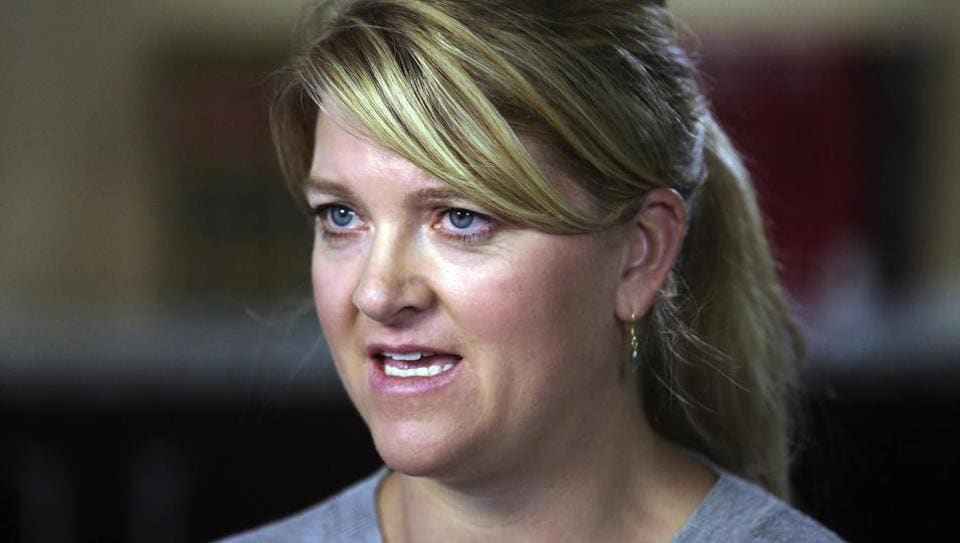 Nurse Alex Wubbels said she followed hospital policy when she told Salt Lake City police Detective Jeff Payne that he could not get a blood sample without a warrant or consent from the patient