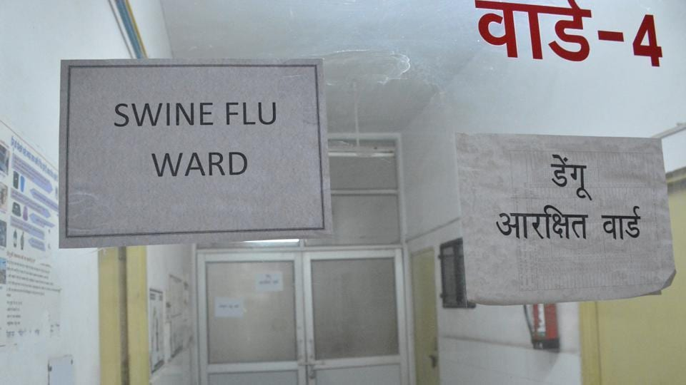 Till now, a total of 98 cases of H1N1 swine flu has been confirmed by the NCDC from the samples sent from Ghaziabad.