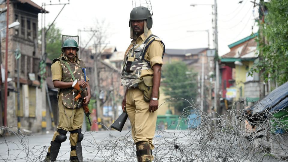 Kashmir,militant,Killed