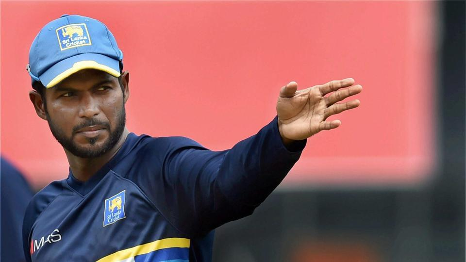 Upul Tharanga will return for the fifth ODI against India after being banned for two games for slow over-rate.  (PTI)