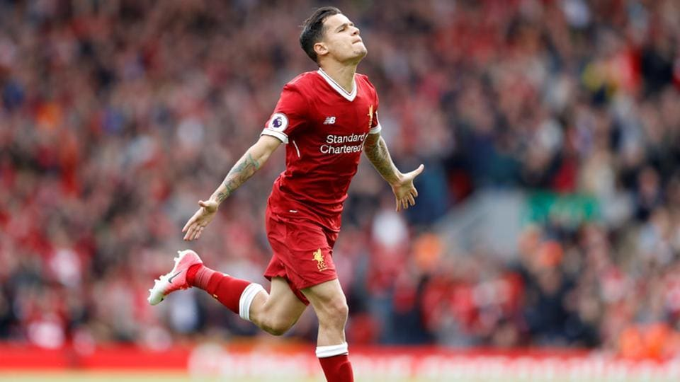 Liverpool wanted 200 million pounds for Philippe Coutinho from Barcelona.