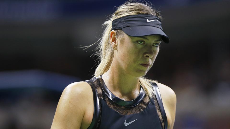 Caroline Wozniacki,The US Open (Tennis),Maria Sharapova
