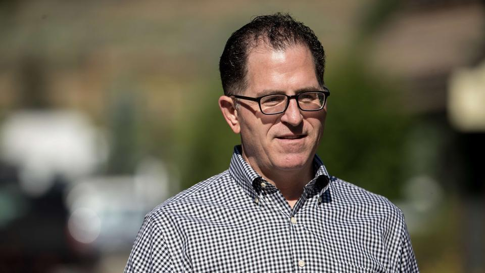 Michael Dell, founder and CEO of Dell Technologies, and his wife Susan plan to raise more than $100 million for relief efforts for the disaster caused by hurricane Harvey.