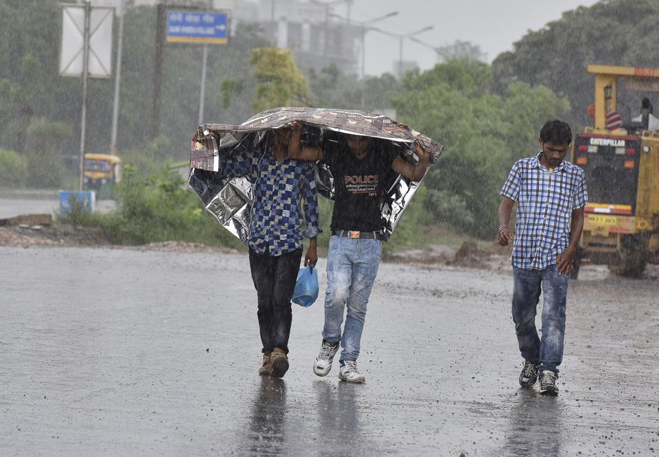 monsoon rain,IMD,temperature