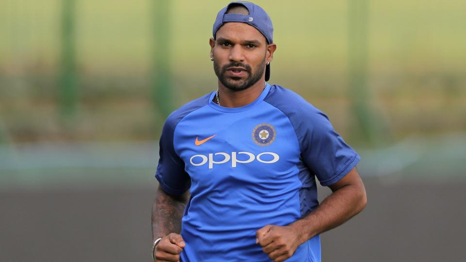 India vs Sri Lanka,Shikhar Dhawan,Indian cricket team