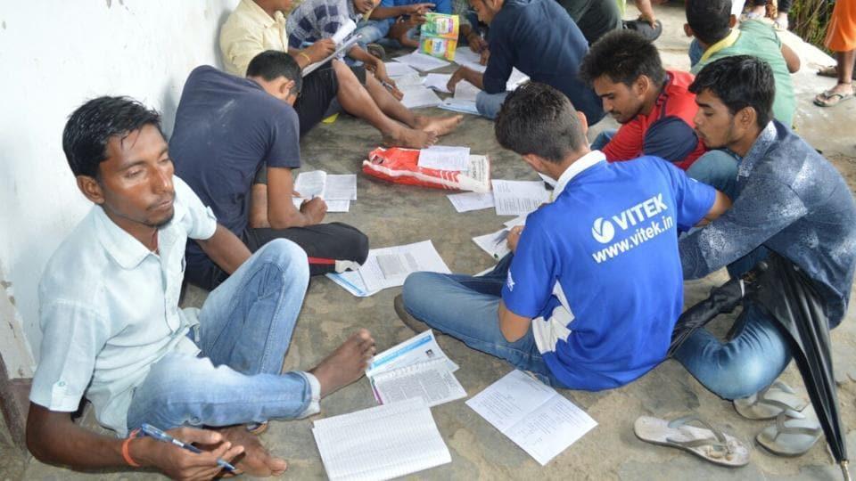 Veer Kunwar Singh University,Mass cheating,Cheating en masse