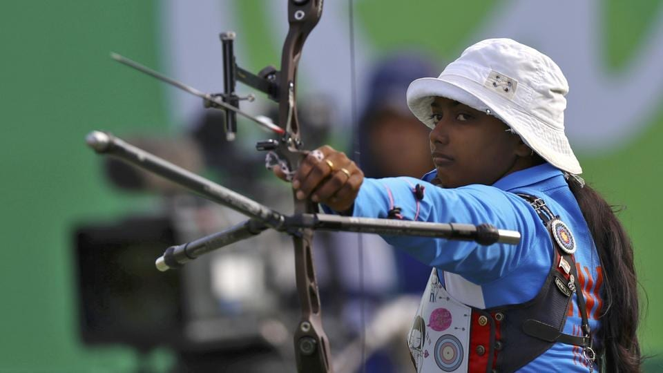 Deepika Kumari was the lone Indian to have made the cut to the Archery World Cup Final draw.