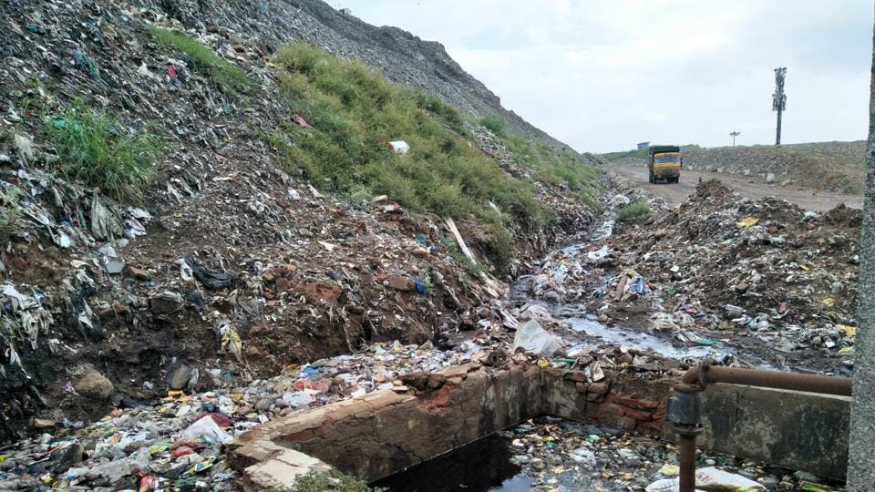 Image result for dumping site