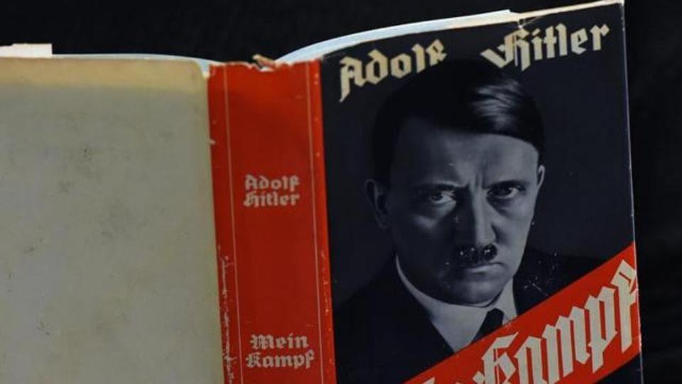 Mein Kampf was released in 1925.