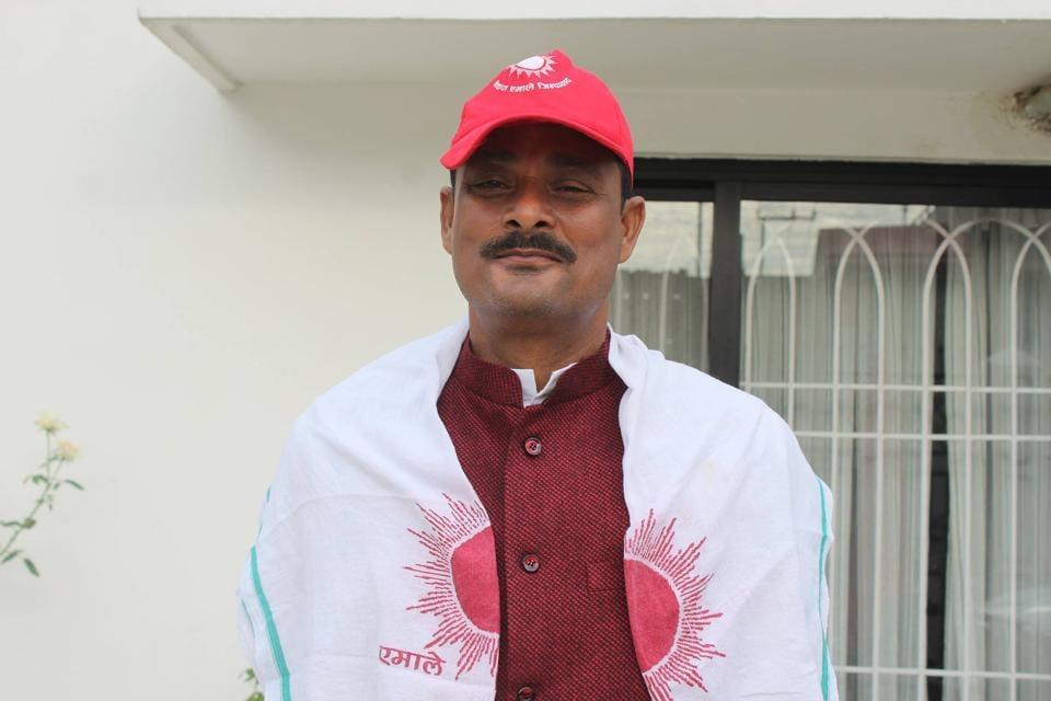 Basaruddhin Ansari owns medical colleges in Birgunj and Kathmandu.