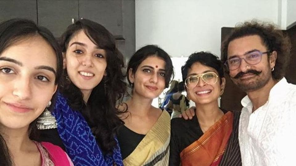 Fatima Sana Shaikh posted this picture on her Instagram page.