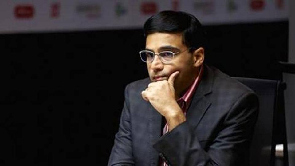 Viswanathan Anand eased to a comfortable win in his Chess World Cup opener on Sunday.