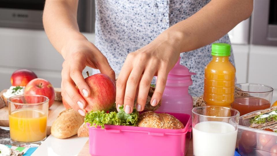 Food left at room temperature for more than a few hours can put children at risk for food borne illness.