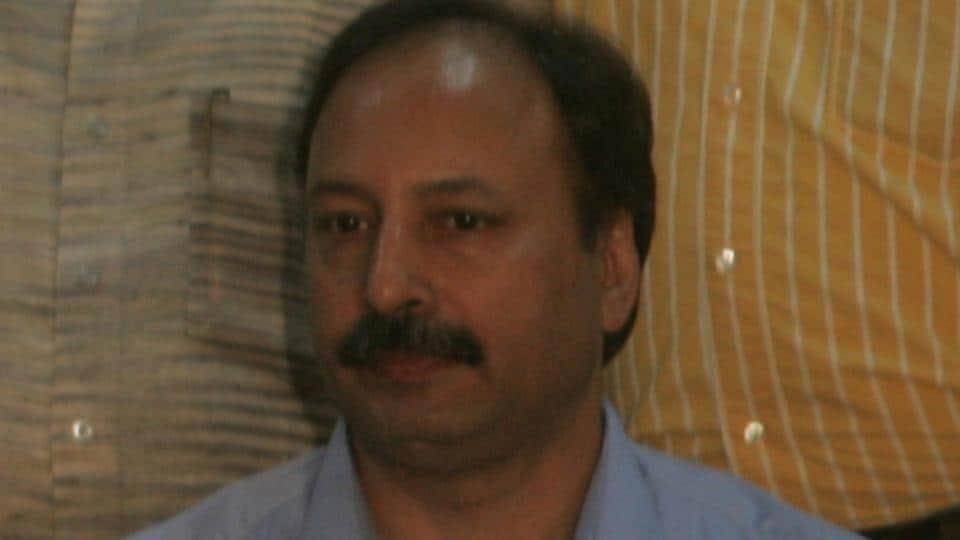 Former Mumbai police anti-terrorism squad chief Heman Karkare.