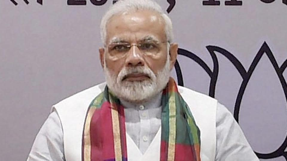 Prime Minister Narendra Modi inducted nine new ministers as he reshuffled his team on Sunday.