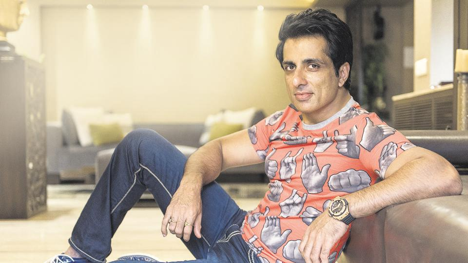 Actor Sonu Sood routinely works in South Indian films.