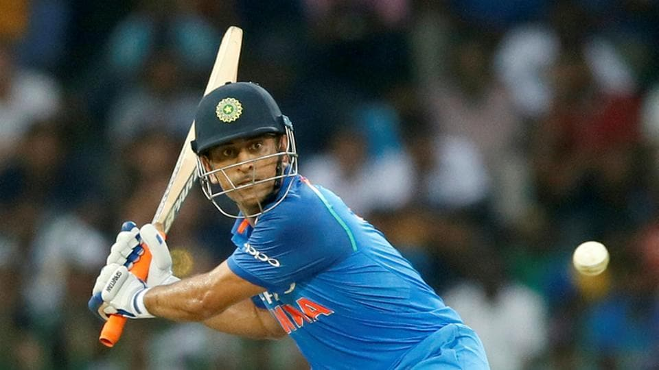MS Dhoni scored an unbeaten 42 in a losing cause for India at Johannesburg. (HT Media)