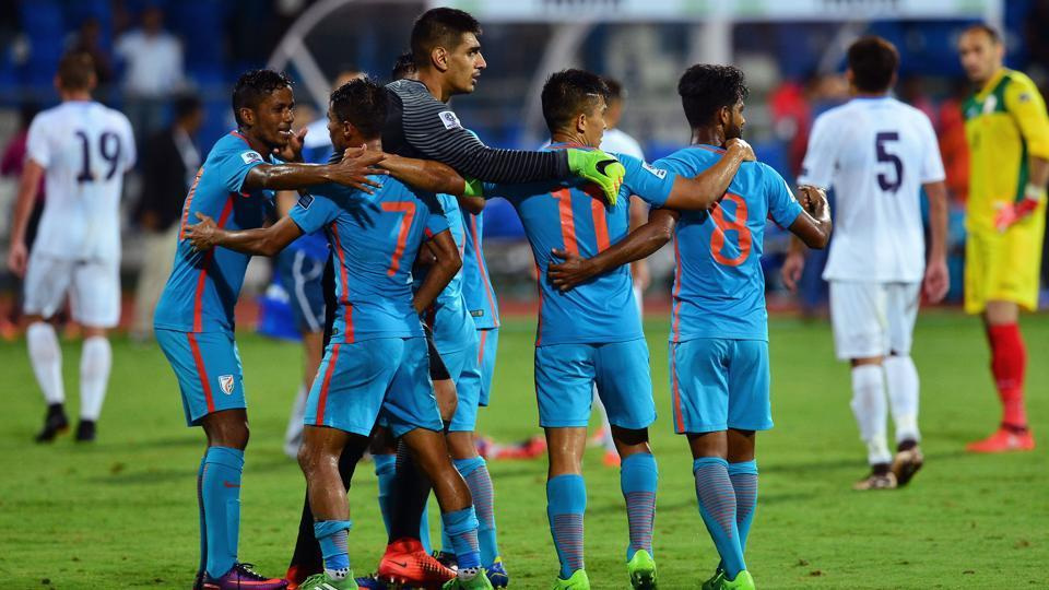 India will look to take another step closer to 2019 AFC Asian Cup qualification with a win over Macau on Tuesday.