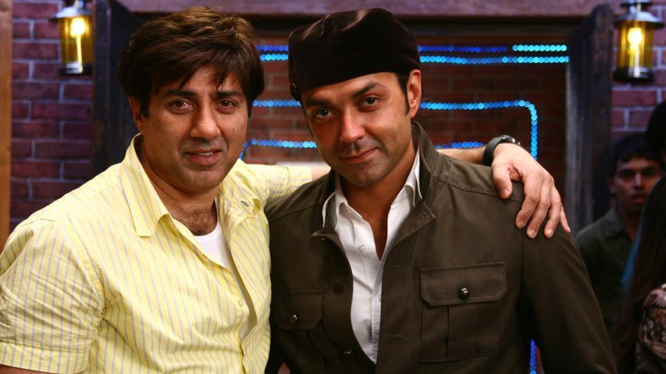 Sunny Deol and Bobby Deol were the lead stars of Bollywood in the '90s.