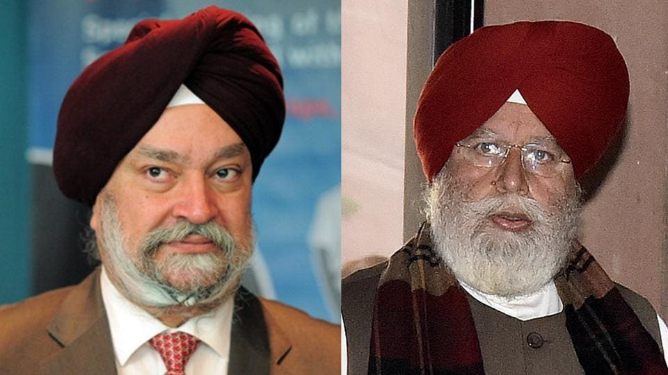 cabinet reshuffle,Sikhs,Narendra Modi