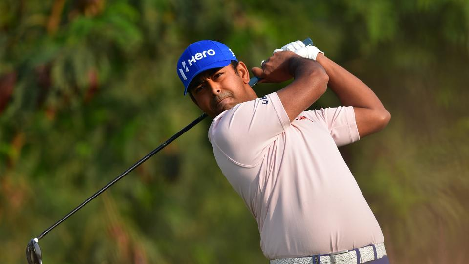 Anirban Lahir staged a great comeback as he was tied-41st in the Dell Technology Championship to make the cut.