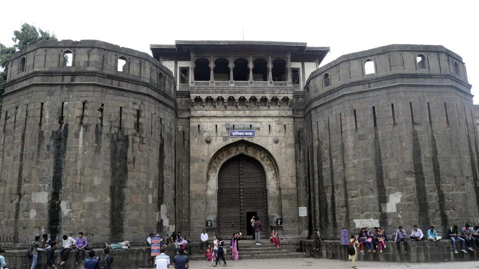 Shaniwarwada was significantly destroyed after a huge fire and was originally the seven-storied capital building of the Peshwas.